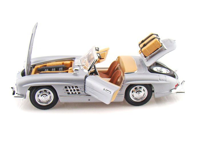 1954 Mercedes-Benz 300SL Touring - Escala 1:18 - Bburago