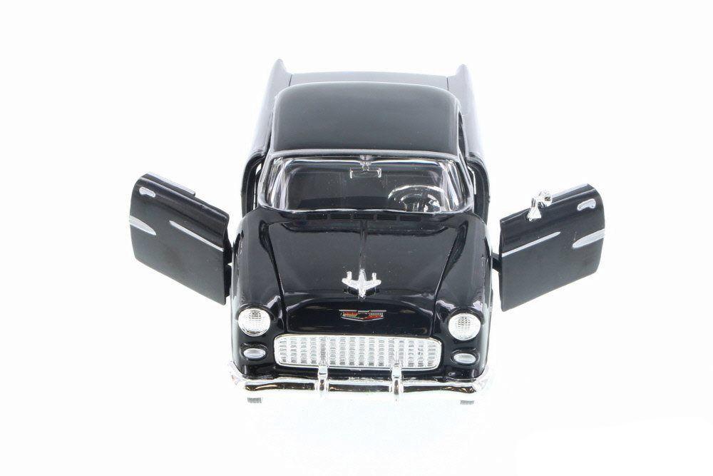 1955 Chevrolet Bel Air - Escala 1:24 - Motormax