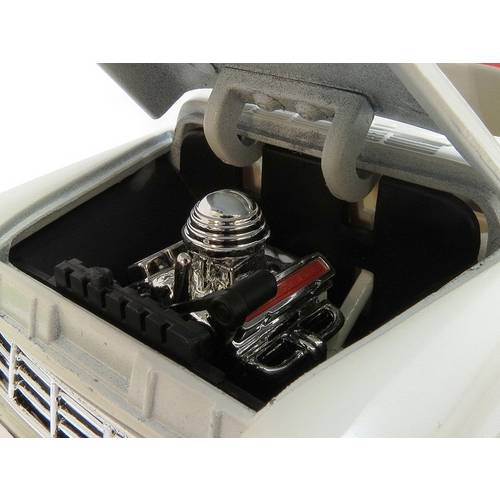 1955 Chevrolet 5100 Stepside Pickup - Escala 1:24 - Motormax