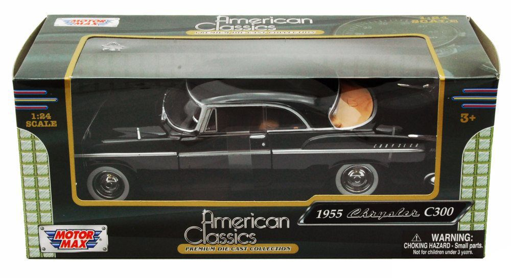 1955 Chrysler C300 - Escala 1:24 - Motormax