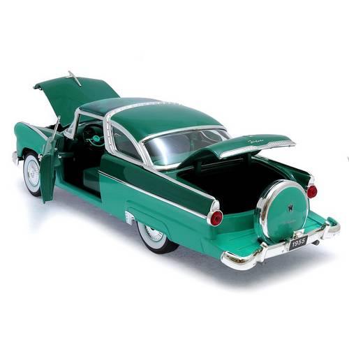 1955 Ford Crown Victoria - Escala 1:18 - Yat Ming