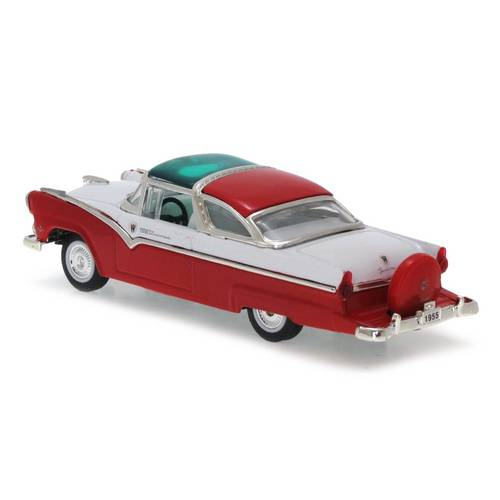 1955 Ford Crown Victoria - Escala 1:43 - Yat Ming