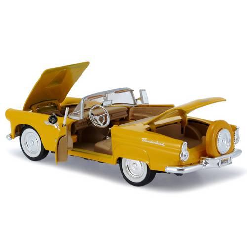 1956 Ford Thunderbird - Escala 1:24 - Motormax