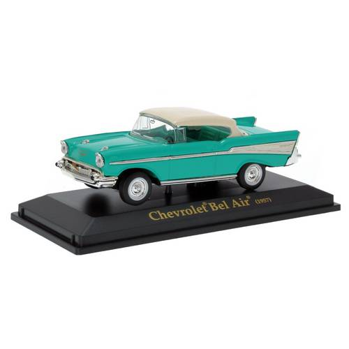 1957 Chevrolet Bel Air - Escala 1:43 - Yat Ming