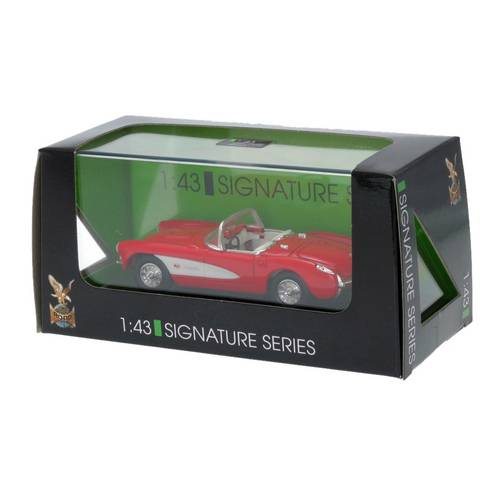 1957 Chevrolet Corvette - Escala 1:43 - Yat Ming