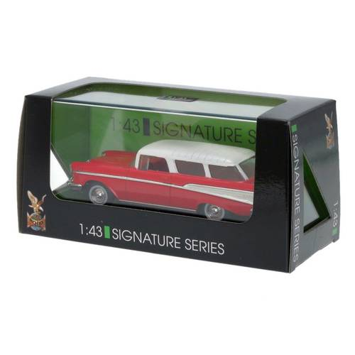 1957 Chevrolet Nomad - Escala 1:43 - Yat Ming