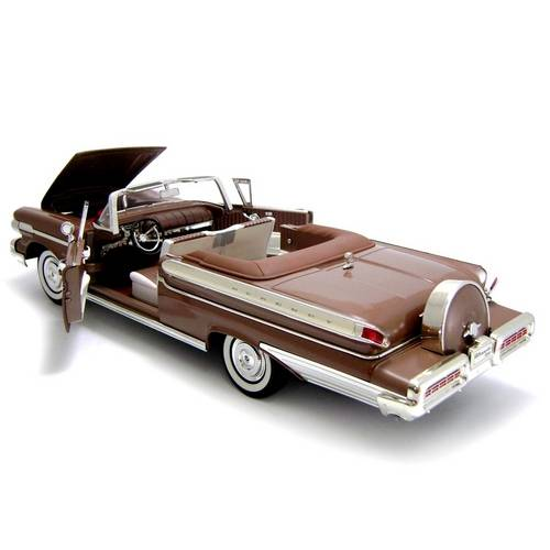 1957 Mercury Turnpike Cruiser - Escala 1:18 - Yat Ming