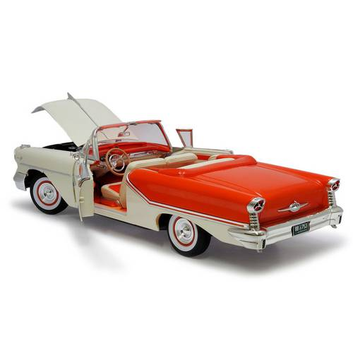 1957 Oldsmobile Super 88 - Escala 1:18 - Yat Ming