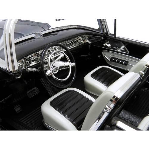1958 Pontiac Bonneville - Escala 1:18 - Yat Ming