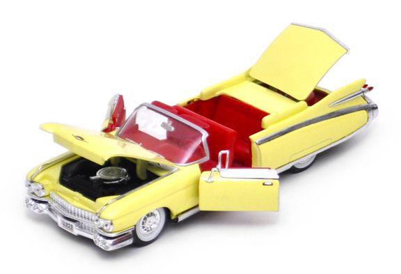 1959 Cadillac Eldorado Biarritz Convertible - Escala 1:32 - Signature Models