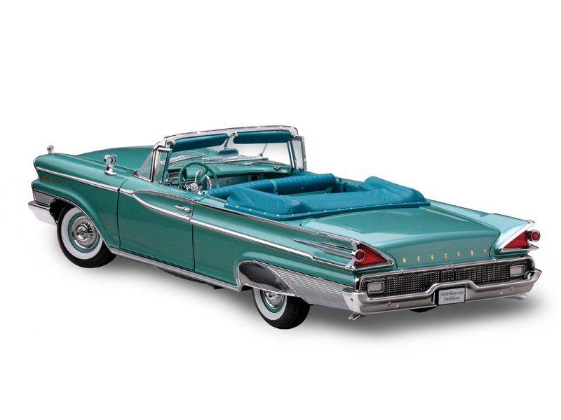 1959 Mercury Park Lane Convertible - Escala 1:18 - Sun Star