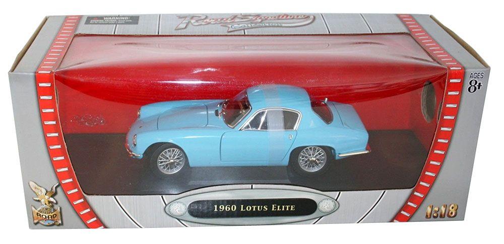 1960 Lotus Elite - Escala 1:18 - Yat Ming
