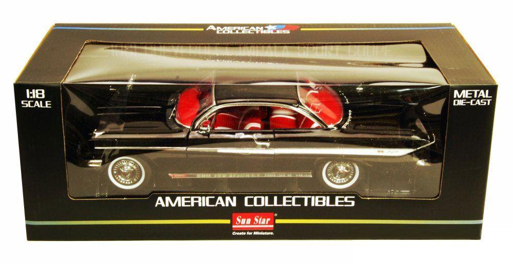 1961 Chevrolet Impala Sport Coupe - 1:18 - Sun Star