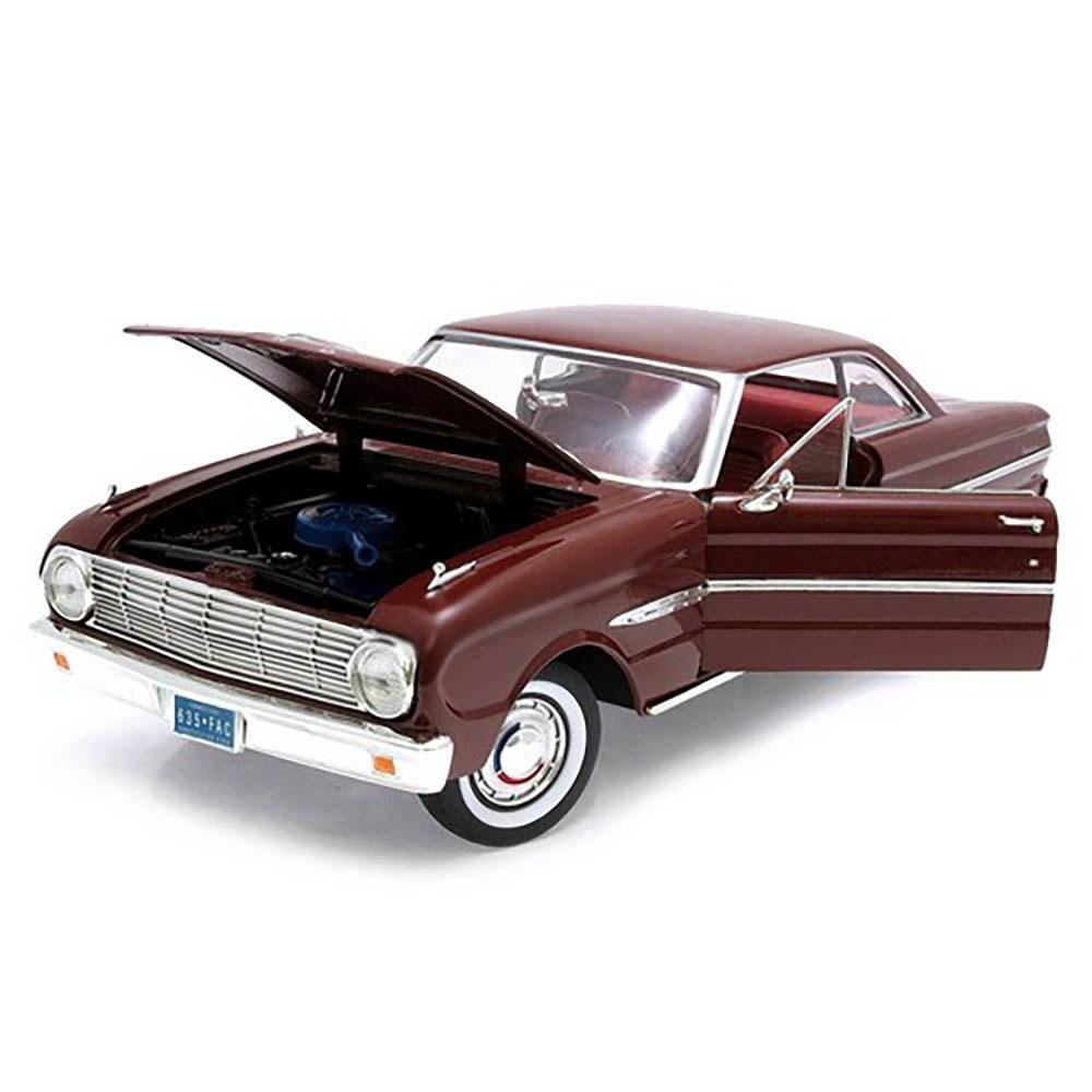 1963 ½ Ford Falcon - Escala 1:18 - Yat Ming