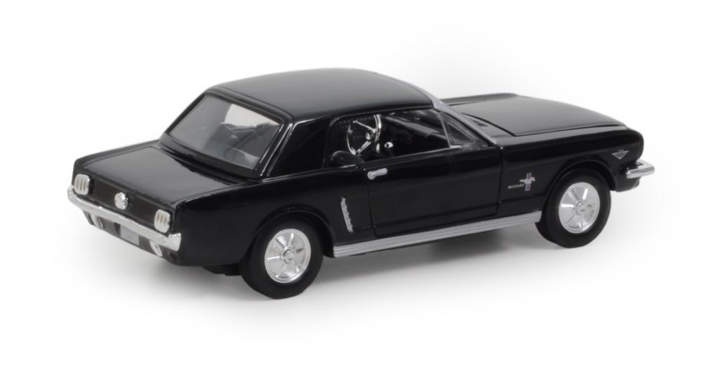 1964 ½ Ford Mustang - Escala 1:24 - Motormax