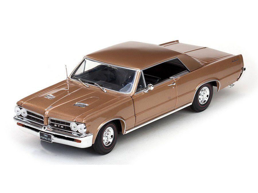1964 Pontiac GTO - Escala 1:18 - Sun Star