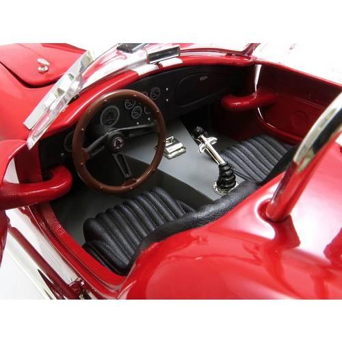 1964 Shelby Cobra 427 S/C - Escala 1:18 - Yat Ming
