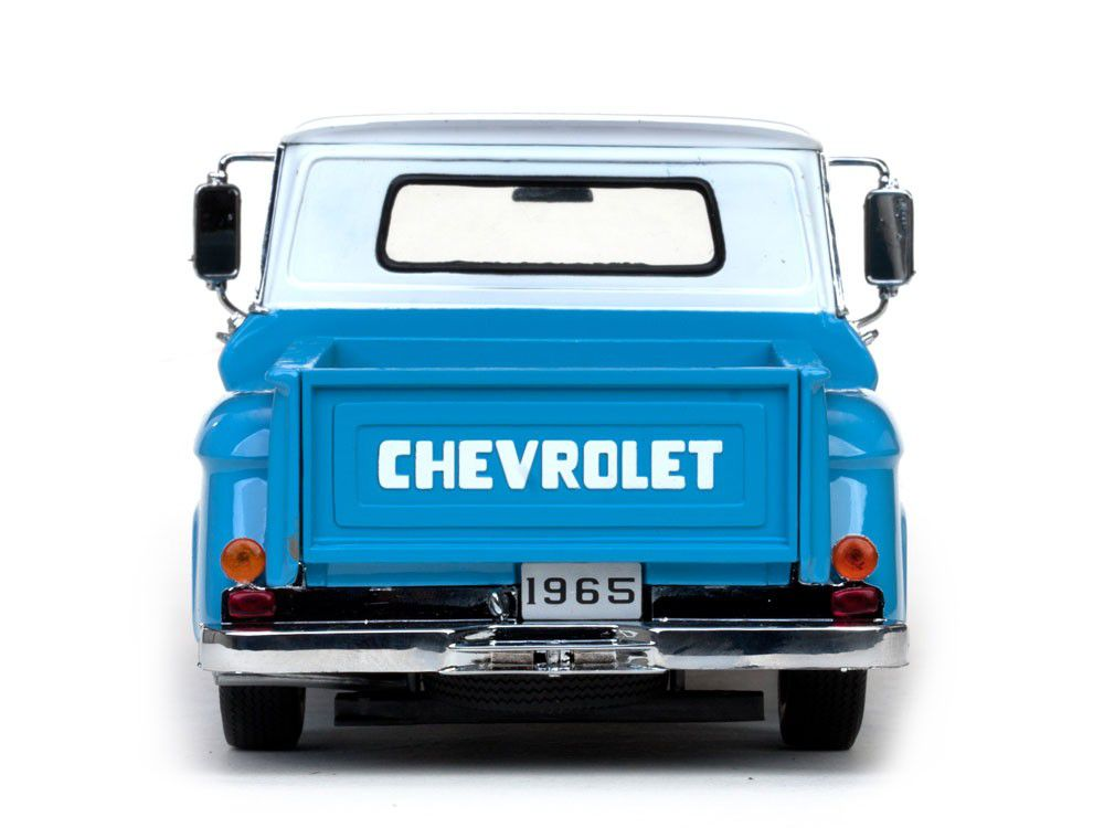 1965 Chevrolet Pickup C-10 Stepside - Escala 1:18 - Sun Star