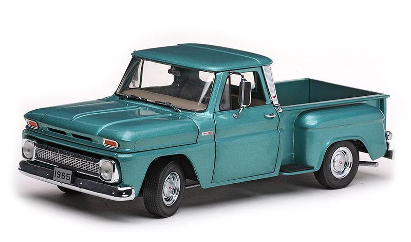 1965 Chevrolet Pickup C-10 Stypeside 1:18 - Sun Star