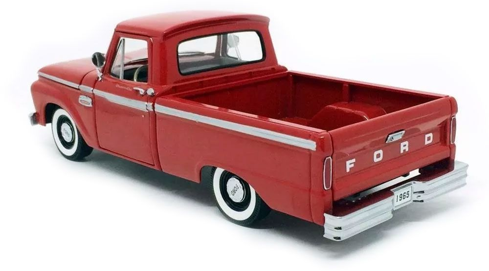 1965 Ford F-100 Custom Cab Pickup - 1:18 - Sun Star