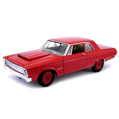 1965 Plymouth Belvedere R01 - Escala 1:18 - Highway 61