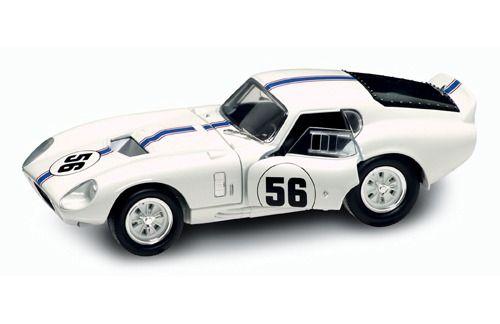 1965 Shelby Cobra Daytona Coupe - Escala 1:18 - Yat Ming