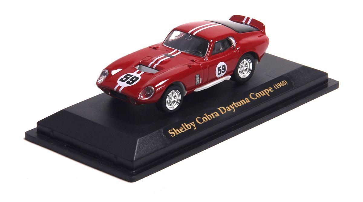 1965 Shelby Cobra Daytona Coupe - Escala 1:43 - Yat Ming