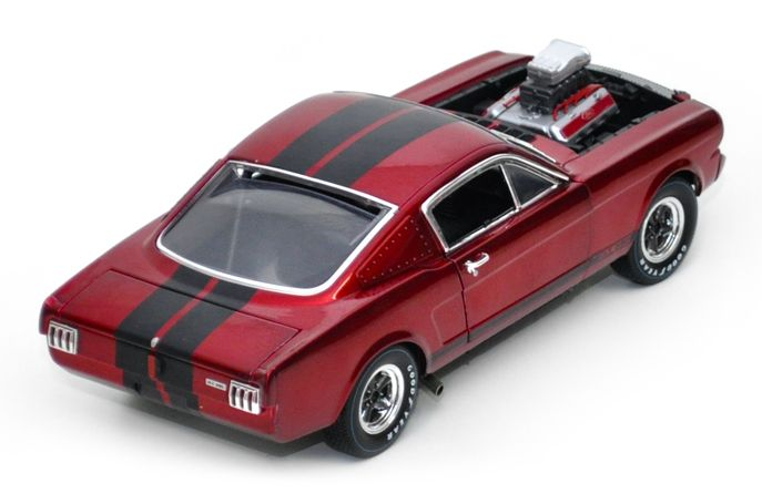 1965 Shelby GT350R - Escala 1:18 - Shelby Collectibles