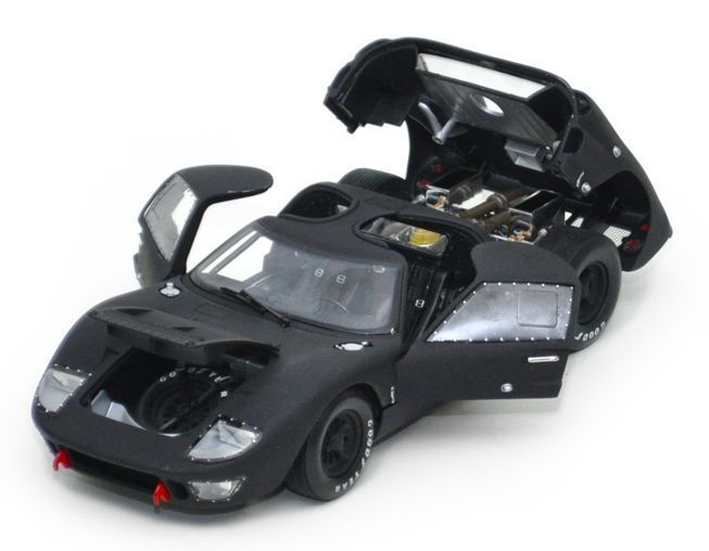 1966 Ford GT40 MKII - Escala 1:18 - Shelby Collectibles