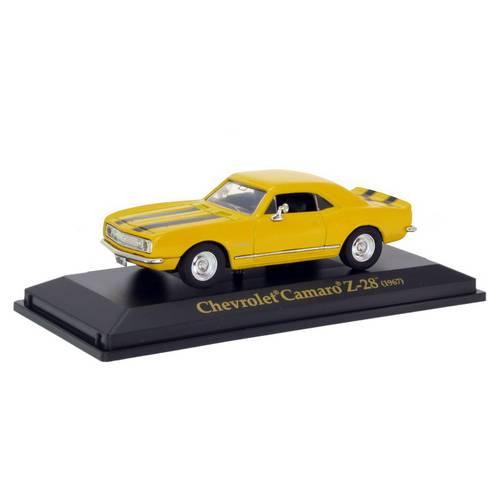 1967 Chevrolet Camaro Z28 - Escala 1:43 - Yat Ming