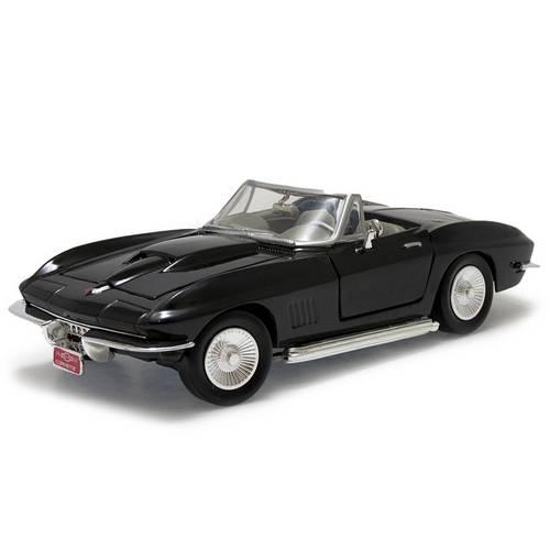 1967 Chevrolet Corvette - Escala 1:24 - Motormax