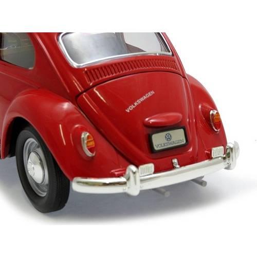 1967 Volkswagen Beetle Fusca - Escala 1:18 - Yat Ming