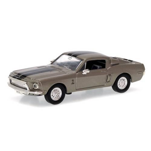 1968 Shelby GT 500-KR - Escala 1:43 - Yat Ming