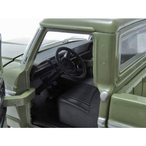 1969 Ford F-100 Pickup - Escala 1:24 - Motormax