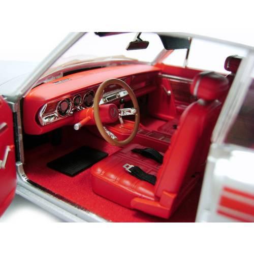 1969 Plymouth Barracuda Formula S 383 - Escala 1:18 - Highway 61