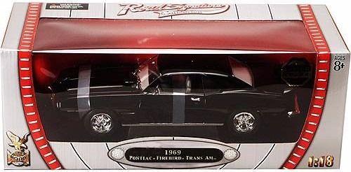 1969 Pontiac Firebird Trans Am - Escala 1:18 - Yat Ming