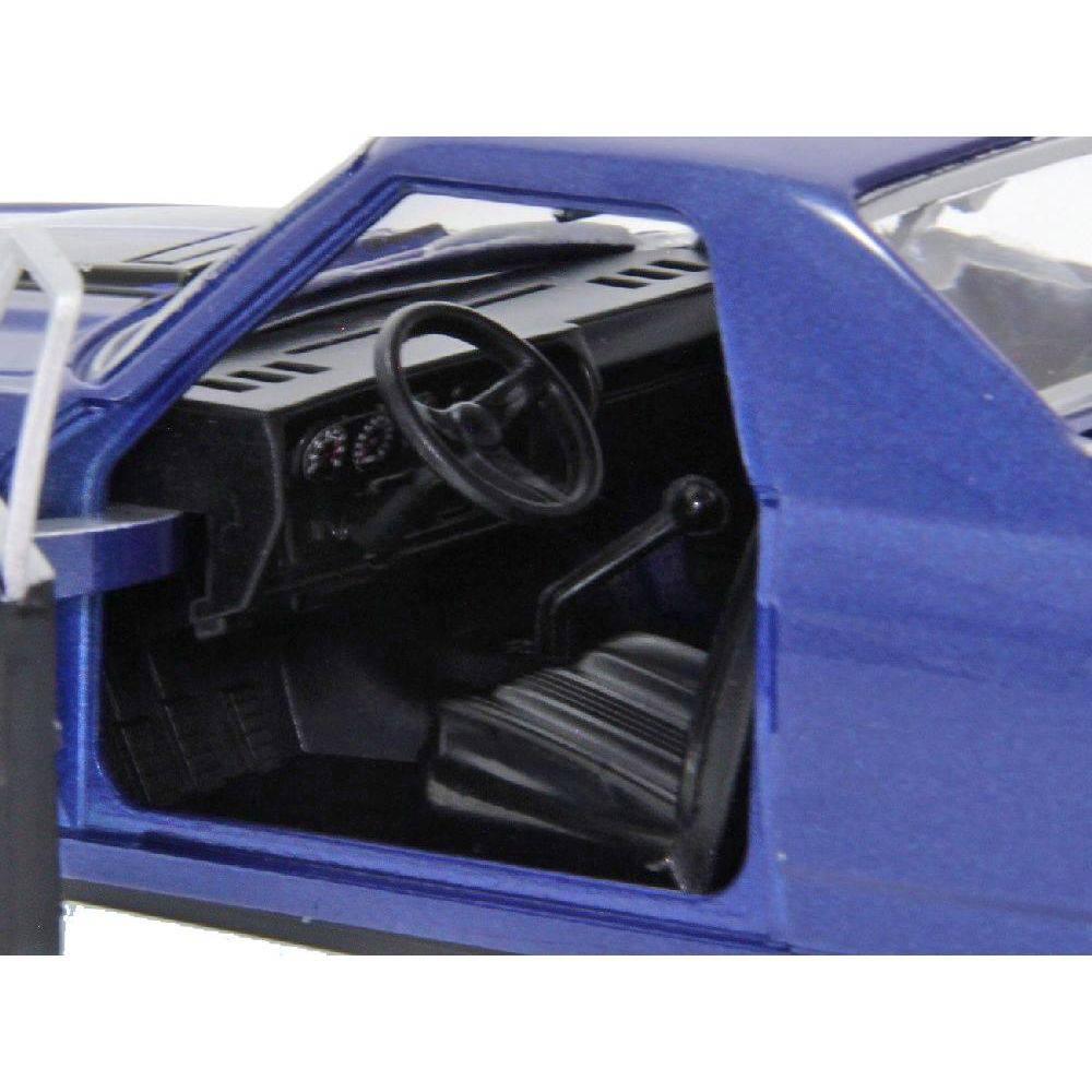 1970 Chevrolet El Camino SS 396 - Escala 1:24 - Motormax