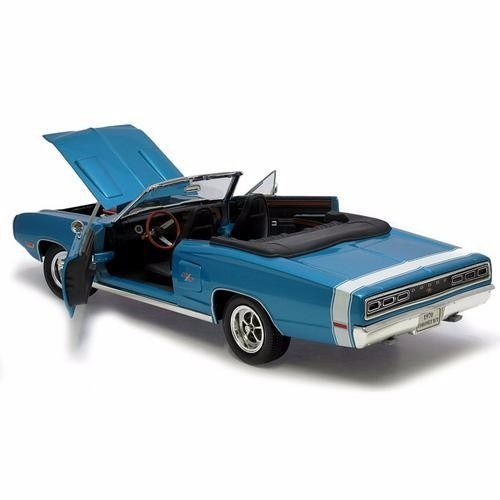 1970 Dodge Coronet R/T - Escala 1:18 - Yat Ming