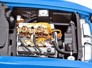 1971 Ford Mustang Pro Stock Drag Car - Escala 1:18 - Sun Star