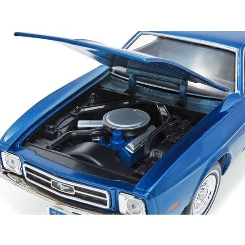 1971 Ford Mustang Sportsroof - Escala 1:24 - Motormax