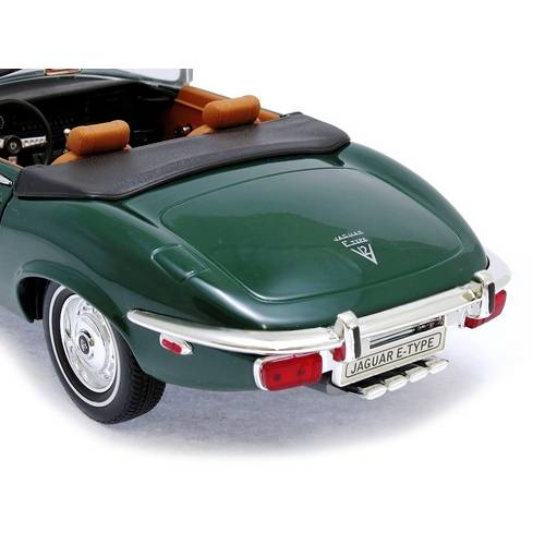 1971 Jaguar E-type - Escala 1:18 - Yat Ming