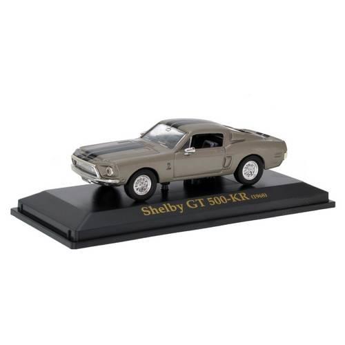 1971 Plymouth GTX - Escala 1:43 - Yat Ming