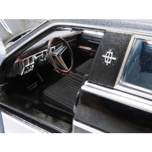 1972 Lincoln Continental Reagan Car - Escala 1:24 - Yat Ming