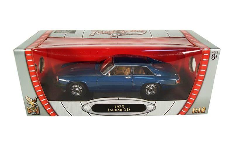 1975 Jaguar XJS - Escala 1:18 - Yat Ming