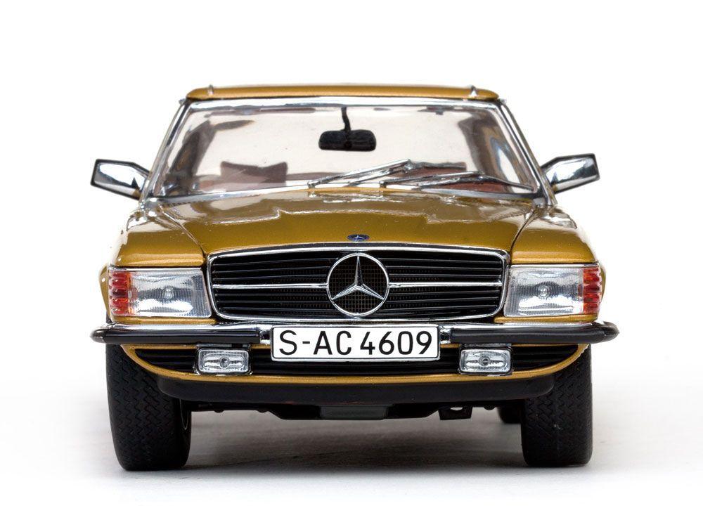 1977 Mercedes-Benz 350 SL Hard Top Coupe - Escala 1:18 - Sun Star