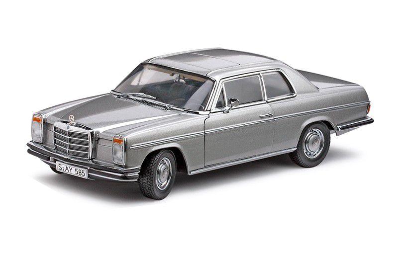 1977 Mercedes-Benz Strich 8 280C Coupe - Escala 1:18 - Sun Star
