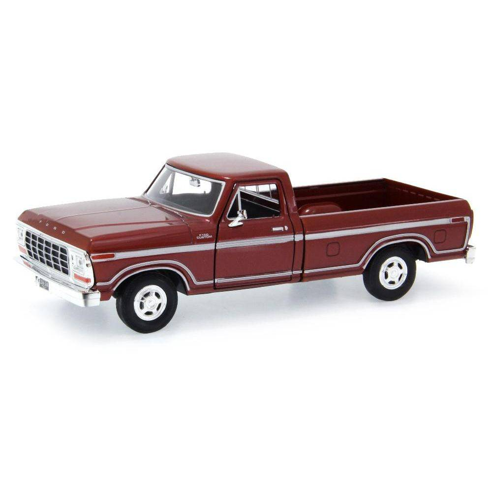 1979 Ford F-150 Custom - Escala 1:24 - Motormax