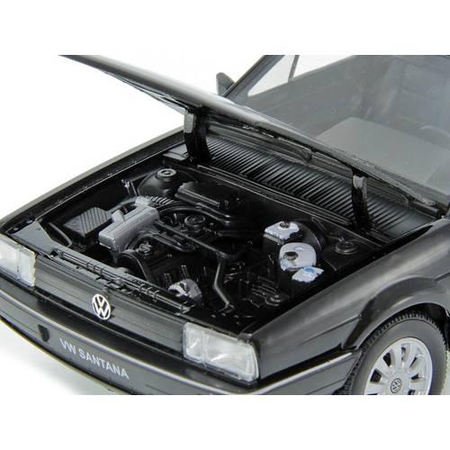 1986 Volkswagen Santana - Escala 1:24 - Welly
