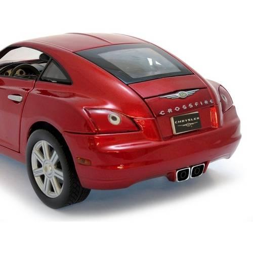 2003 Chrysler Crossfire - Escala 1:18 - Motormax