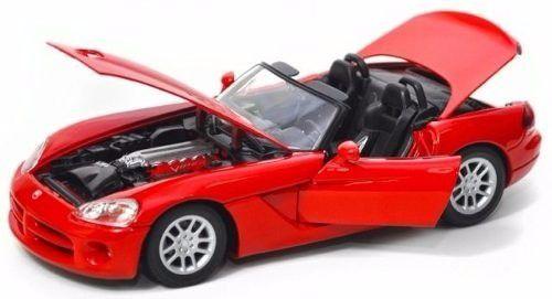 2003 Dodge Viper RT/10 - Escala 1:18 - Motormax